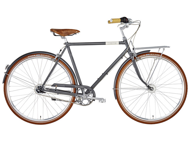 Creme Caferacer Doppio Men grey